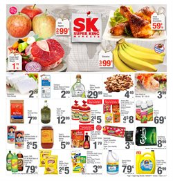 Super King Markets deals in the Ontario CA weekly ad