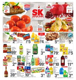 Oil deals in the Super King Markets weekly ad in Los Angeles CA