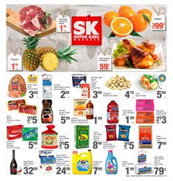 Grocery & Drug deals in the Super King Markets weekly ad in Los Angeles CA