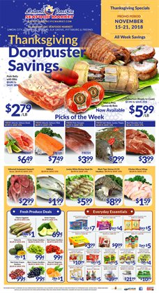 Juice deals in the Island Pacific Market weekly ad in Reseda CA