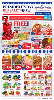 Water deals in the Island Pacific Market weekly ad in Concord CA