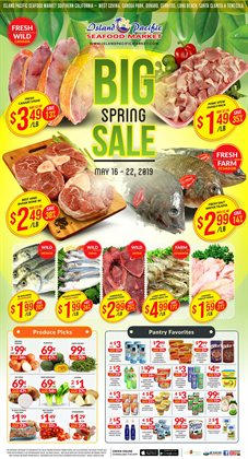 Grocery & Drug deals in the Island Pacific Market weekly ad in Glendale CA