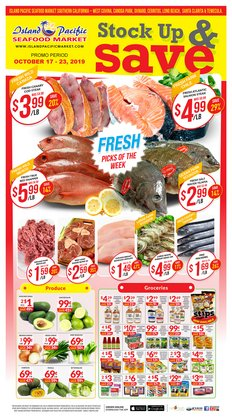 Island Pacific Market deals in the Los Angeles CA weekly ad