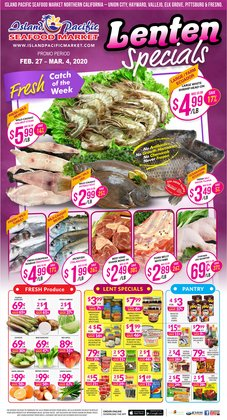 Island Pacific Market catalogue ( Published today )