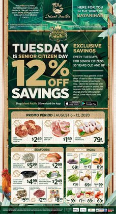 Grocery & Drug offers in the Island Pacific Market catalogue in Fresno CA ( 3 days left )