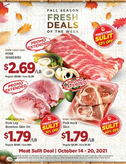 Island Pacific Market deals in the Island Pacific Market catalog ( Expires tomorrow)
