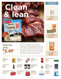 Gelson's deals in the West Hollywood CA weekly ad