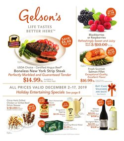 Gelson's deals in the Los Angeles CA weekly ad