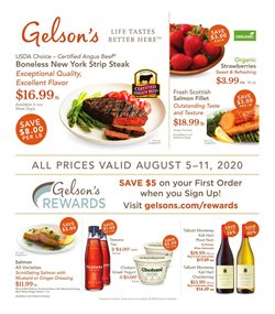Gelson's catalogue ( 2 days left )