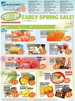 Grocery & Drug offers in the Nijiya Market catalogue in Honolulu HI ( Expires tomorrow )