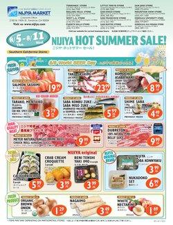 Grocery & Drug deals in the Nijiya Market catalog ( 1 day ago)