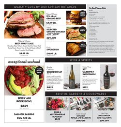 Wine deals in the Bristol Farms weekly ad in San Jose CA