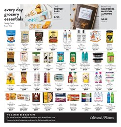 New Zealand deals in the Bristol Farms weekly ad in Santa Clara CA