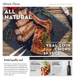 Bristol Farms deals in the Los Angeles CA weekly ad