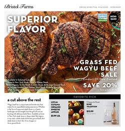 Bristol Farms catalogue ( 3 days left )