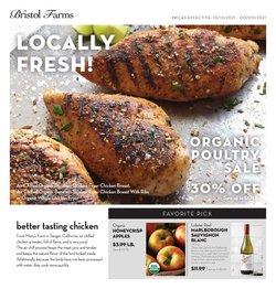 Bristol Farms deals in the Bristol Farms catalog ( 5 days left)