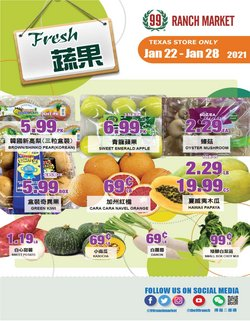 Grocery & Drug offers in the 99 Ranch catalogue in Richardson TX ( 1 day ago )
