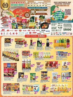 Grocery & Drug offers in the 99 Ranch catalogue in San Francisco CA ( 1 day ago )