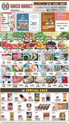 Grocery & Drug deals in the 99 Ranch catalog ( Expires tomorrow)
