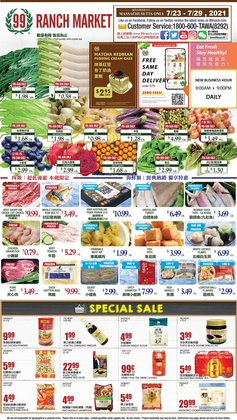 Grocery & Drug deals in the 99 Ranch catalog ( Expires today)