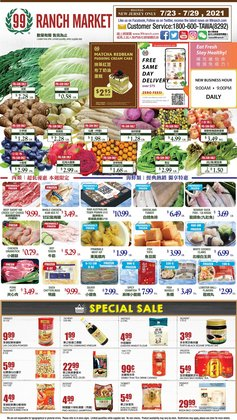 Grocery & Drug deals in the 99 Ranch catalog ( 2 days left)