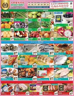 Grocery & Drug deals in the 99 Ranch catalog ( Published today)