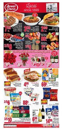 Jewel-Osco deals in the Chicago IL weekly ad