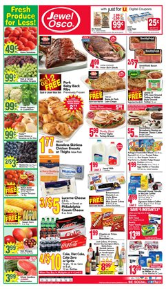 Jewel-Osco deals in the South Elgin IL weekly ad