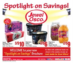 Grocery & Drug deals in the Jewel-Osco weekly ad in Chicago IL
