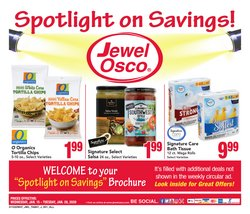 Grocery & Drug deals in the Jewel-Osco weekly ad in Gary IN