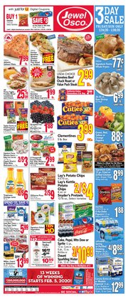 Grocery & Drug deals in the Jewel-Osco weekly ad in Valparaiso IN