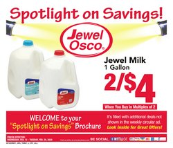 Jewel-Osco catalogue ( 9 days left )