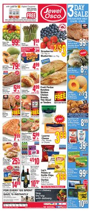 Jewel-Osco catalogue ( 2 days left )