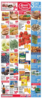 Grocery & Drug offers in the Jewel-Osco catalogue in Elgin IL ( 2 days ago )