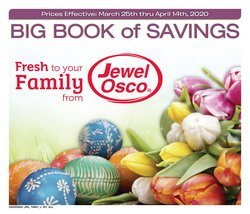 Grocery & Drug offers in the Jewel-Osco catalogue in Joliet IL ( 3 days ago )