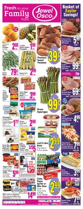 Grocery & Drug offers in the Jewel-Osco catalogue in Cicero IL ( 3 days ago )
