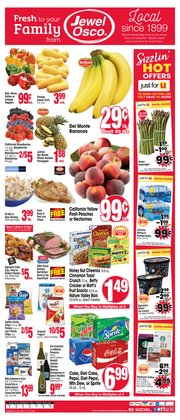 Grocery & Drug offers in the Jewel-Osco catalogue in Des Plaines IL ( 2 days left )