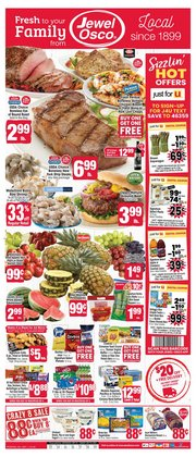 Grocery & Drug offers in the Jewel-Osco catalogue in Elgin IL ( 1 day ago )