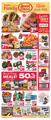 Grocery & Drug offers in the Jewel-Osco catalogue in Lincolnwood IL ( 2 days ago )
