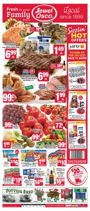 Grocery & Drug offers in the Jewel-Osco catalogue in Chicago IL ( Expires tomorrow )