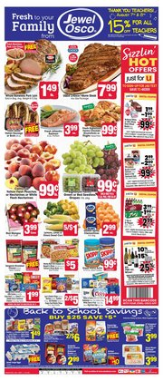 Grocery & Drug deals in the Jewel-Osco catalog ( Published today)