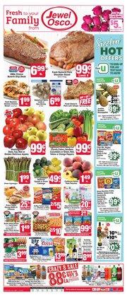 Grocery & Drug deals in the Jewel-Osco catalog ( 4 days left)