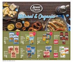 Grocery & Drug deals in the Jewel-Osco catalog ( 3 days left)