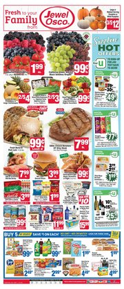 Jewel-Osco deals in the Jewel-Osco catalog ( Expires tomorrow)