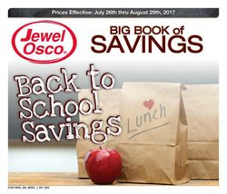 Jewel-Osco deals in the Valparaiso IN weekly ad