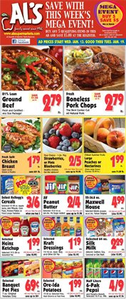 Grocery & Drug offers in the Al's Supermarket catalogue in Valparaiso IN ( 1 day ago )