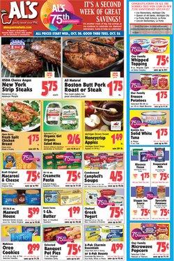 Al's Supermarket catalog ( 1 day ago)
