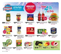 Grocery Outlet catalogue in Augusta GA ( Expires tomorrow )