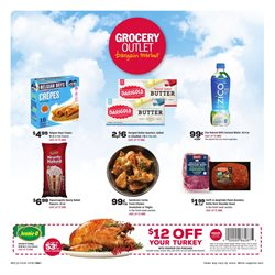Grocery Outlet catalogue ( Expired )