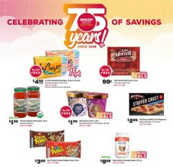 Discount Stores deals in the Grocery Outlet catalog ( Expires tomorrow)